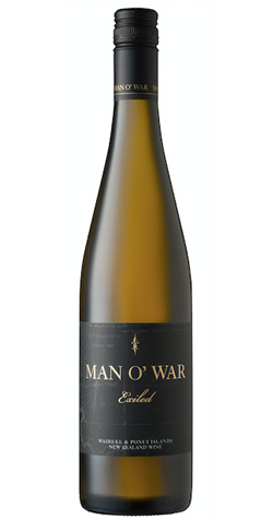 Man O' War - 'Exiled' Pinot Gris, Waiheke Island - 2017 (750ml) :: New Zealand Wine Specialists LARGE