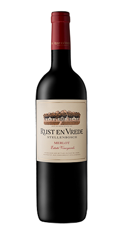 Rust en Vrede - Merlot, Stellenbosch - 2016  :: Cape Ardor - South African Wine Specialists_MAIN