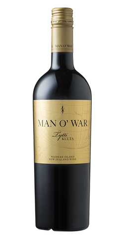 Man O War - 'Tytti Kulta' Red, Waiheke Island - 2014 :: New Zealand Wine Specialists LARGE