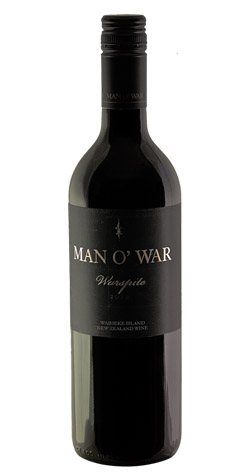 Man O' War - 'Warspite' Cabernet Franc/ Merlot, Waiheke Island - 2014 (750ml) :: New Zealand Wine Specialists LARGE