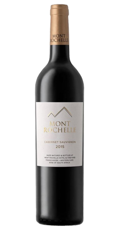 Mont Rochelle - Cabernet Sauvignon, Franschhoek 2015 (750ml) :: South African Wine Specialists MAIN