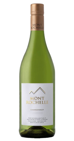 Mont Rochelle - Chardonnay, Franschhoek 2017 :: South African Wine Specialists MAIN