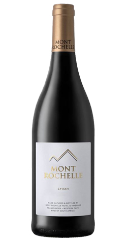 Mont Rochelle - Syrah, Franschhoek - 2015 (750ml) :: South African Wine Specialists MAIN