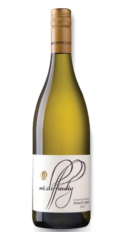Mt. Difficulty - Bannockburn Pinot Gris, Central Otago NZ -  2013 (750ml) :: Cape Ardor - New Zealand Wine Specialists