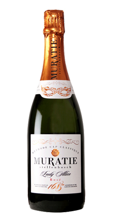 Muratie - 'Lady Alice' MCC, Stellenbosch - 2015 (750ml) :: South African Wine Specialists