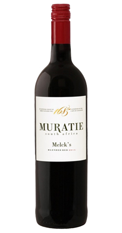 Muratie - Muratie Melck's Red, Stellenbosch - 2015 (750ml) :: South African Wine Specialists MAIN