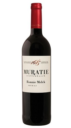 Muratie - 'Ronnie Melck' Shiraz, Stellenbosch - 2016 (750ml) :: South African Wine Specialists MAIN
