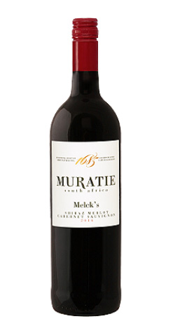 Muratie - Muratie Melck's Red, Stellenbosch - 2014 (750ml) :: South African Wine Specialists