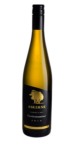 Askerne - Gewurztraminer, Hawke's Bay - 2016 (750ml) :: South Africa & New Zealand Wine Specialists LARGE