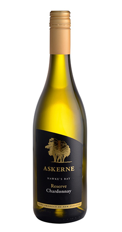Askerne - Reserve Chardonnay, Hawke's Bay - 2016 (750ml) :: South Africa & New Zealand Wine Specialists MAIN