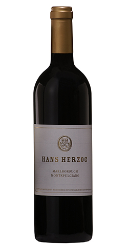 Hans Herzog - Hans Family Estate  Montepulciano, Marlborough - 2014 (750ml) :: Cape Ardor - New Zealand Wine Specialists MAIN