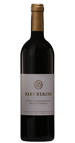 Hans Herzog - Hans Family Estate Merlot Cab, Marlborough - 2014 | Cape Ardor MAIN