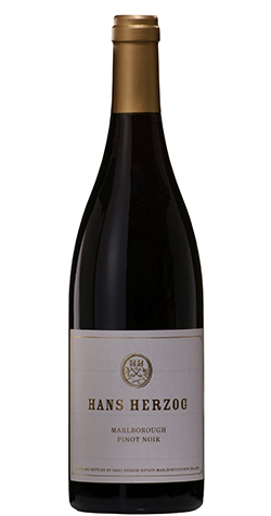 Hans Herzog - Hans Family Estate Pinot Noir, Marlborough - 2013 (750ml) :: Cape Ardor - New Zealand Wine Specialists MAIN