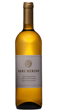 Hans Herzog - Hans Family Estate Sur Lie Sauvignon Blanc, Marlborough - 2016 (750ml) :: New Zealand Wine Specialists