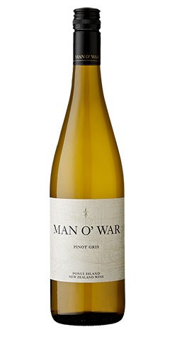 Man O' War - 'Exhiled' Pinot Gris, Waiheke Island - 2017 (750ml) :: New Zealand Wine Specialists LARGE