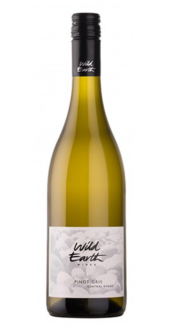Wild Earth Wines - Pinot Gris, Central Otago - 2017 (750mL) :: New Zealand Wine Specialists MAIN
