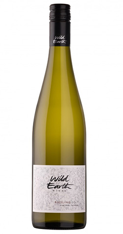 Wild Earth Wines - Riesling, Central Otago - 2017 (750mL) :: Cape Ardor - South Africa & New Zealand Wine Specialists MAIN