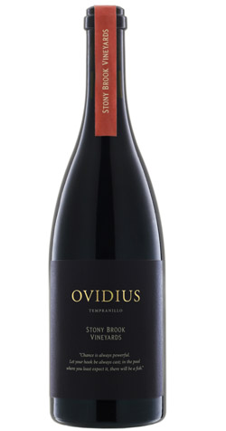 Stony Brook - Ovidius Tempranillo, Franschhoek - 2013 (750ml) :: Cape Ardor - South African Wine Specialists_MAIN