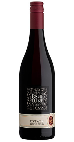 Paul Cluver - 'Estate' Pinot Noir, Elgin - 2017 (750ml) :: South African & New Zealand Wine Specialists LARGE