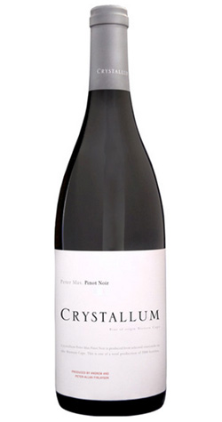 Crystallum - Peter Max Pinot Noir, Hemel-en-Aarde - 2017 (750ml) :: South African & New Zealand Wine Specialists