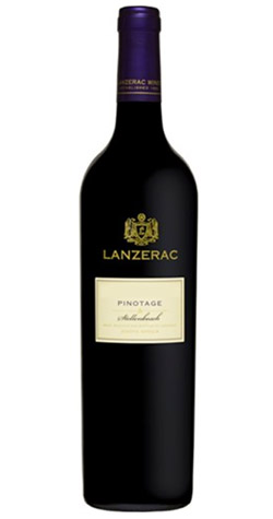 Lanzerac - Pinotage, Stellenbosch - 2016 :: South African Wine Specialists_MAIN
