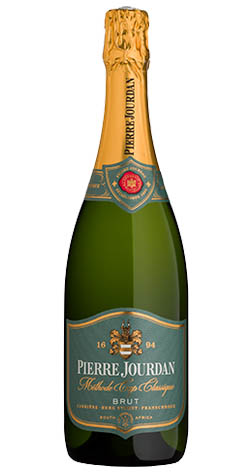 Pierre Jourdan - Brut MCC, Franschhoek - NV - 2019 (750ml) LARGE