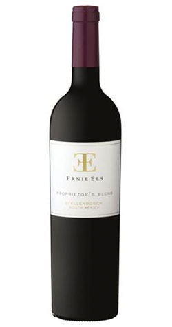 Ernie Els - Proprietors Blend, Stellenbosch - 2012 (750ml) :: South African Wine Specialists