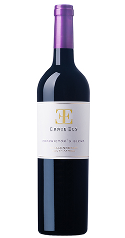 Ernie Els - Proprietors Blend, Stellenbosch - 2015 (750ml) :: South African Wine Specialists MAIN