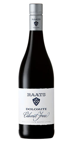 "Raats - ""Dolomite"" Cabernet Franc , Stellenbosch - 2016 (750ml) :: Cape Ardor - South African Wine Specialists MAIN"