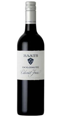 "Raats - ""Dolomite"" Cabernet Franc , Stellenbosch - 2013 (750ml) :: Cape Ardor - South African Wine Specialists"