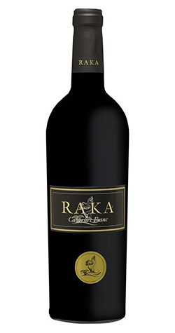 RAKA - Cabernet Franc, Klein River - 2016 (750ml) :: Cape Ardor - South African Wine Specialists LARGE