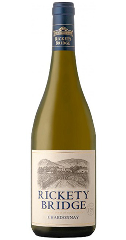 Rickety Bridge - Chardonnay, Franschhoek - 2017 :: Cape Ardor - South African Wine Specialists