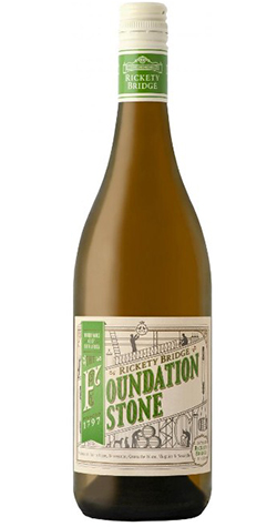 Rickety Bridge - Foundation Stone White, Coastal Region - 2017 :: Cape Ardor - South African Wine Specialists