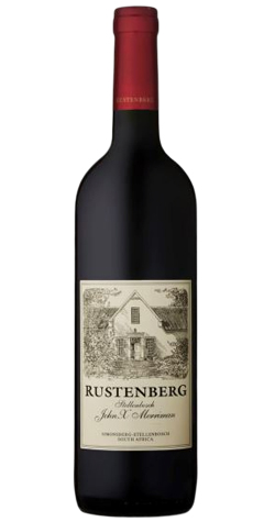 Rustenberg - John X Merriman, Stellenbosch - 2014 (750ml)  :: Cape Ardor - South African Wine Specialists MAIN
