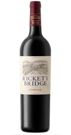 Rickety Bridge - Pinotage, Western Cape -2017 (750ml) :: Cape Ardor - South African Wine Specialists