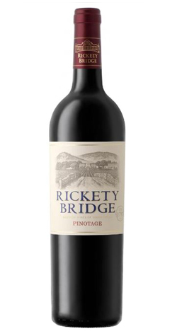 Rickety Bridge - Pinotage, Coastal Region - 2019 | Cape Ardor MAIN