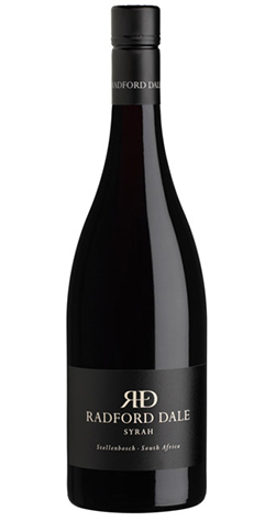 Radford Dale - Syrah, Stellenbosch - 2013 (750ml):: South African Wine Specialists