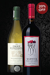 Wine Gifts - Vintner's Collection - Double Bottle Red & White