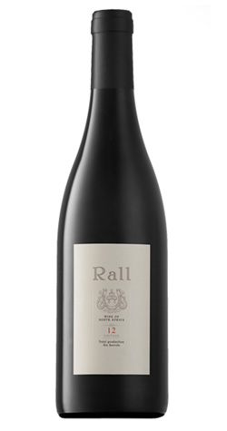 Rall - Red (Syrah/Grenache Noir), Swartland - 2014 (750ml) :: South African Wine Specialists