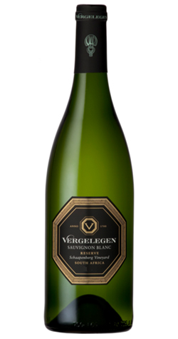 Vergelegen - Reserve Sauvignon blanc, Stellenbosch - 2015 (750ml) :: South African Wine Specialists