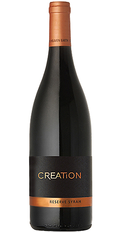 Creation - Reserve Syrah, Walker Bay - 2018 | Cape Ardor LARGE