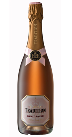 Villiera - Tradition Brut Rose (MCC), Stellenbosch - NV (750ml)