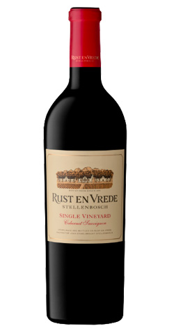 Rust en Vrede - Single Vineyard Cabernet Sauvignon, Stellenbosch - 2017 | Cape Ardor MAIN
