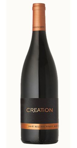 Creation - Reserve Pinot Noir, Walker Bay - 2016 (750ml) :: South African Wine Specialists MAIN