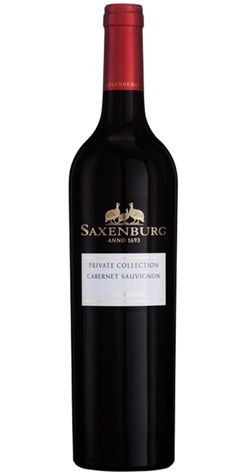 Saxenburg - Private Collection - Cabernet Sauvignon, Stellenbosch - 2010 (750ml) :: South African Wine Specialists