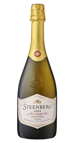 Steenberg - 1682 Brut Pinot Noir, Constantia - 2013 (750ml) :: Cape Ardor - South African Wine Specialists MAIN