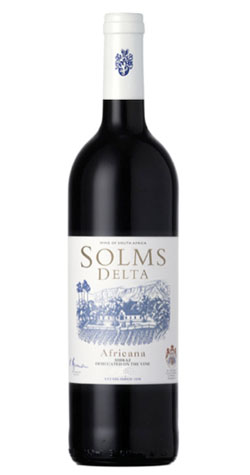 Solms-Delta - Hegewisch Africana, Western Cape 2012 :: Cape Ardor - South African Wine Specialists