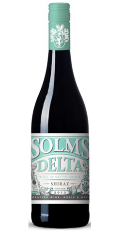 Solms Delta - Shiraz, Western Cape - 2014 (750ml) :: South African Wine Specialists