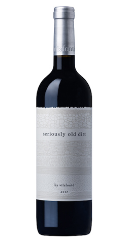 Vilafonté - Seriously Old Dirt, Paarl - 2017 (750ml) | Cape Ardor LARGE