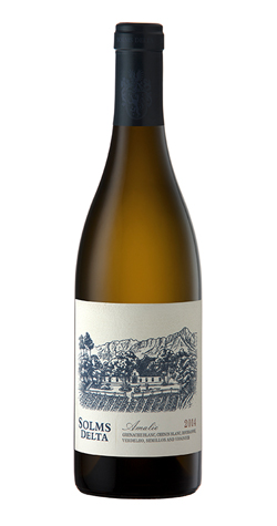 Solms Delta - 'Amalie', Western Cape - 2015 (750ml) :: Cape Ardor - South African Wine Specialists